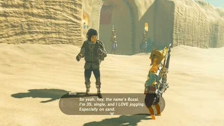 The Eighth Heroine Walkthrough Zelda Breath Of The Wild Botw Game8 I think the story would be even better and more dramatic if she would try to run out from her office or scream for. the eighth heroine walkthrough zelda
