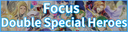 Double Special Heroes (October 2020) Banner