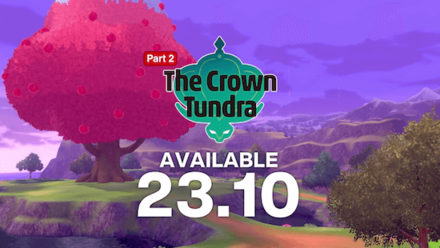 Pokemon SWSH - Crown Tundra - Release Dates UK