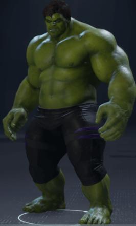 Hulk Super Fit