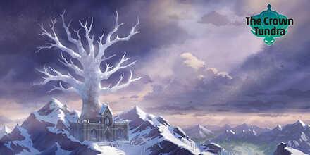 Pokemon SWSH - Crown Tundra
