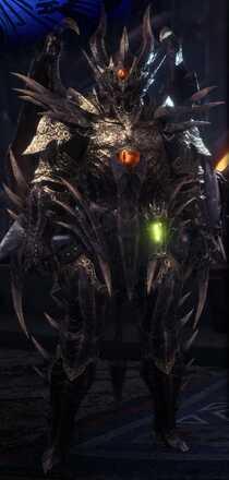 Fatalis Alpha + Armor Set
