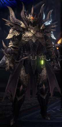 Fatalis Beta + Armor Set