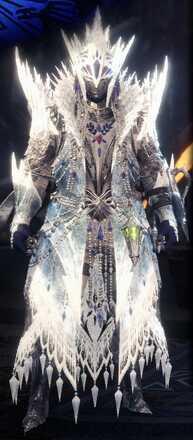 Velkhana Gamma + Armor Set