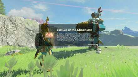 BOTW - EX Champion