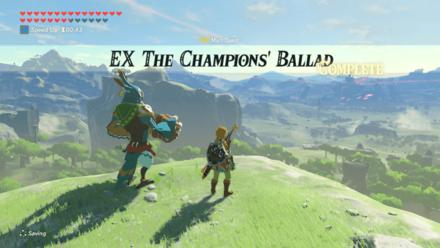 BOTW - EX The Champion