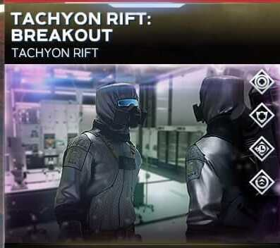 How to Unlock Tachyon Rift