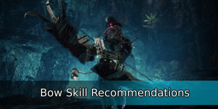 Bow Skill Recommendations