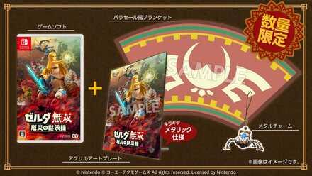 Hyrule Warriors: Age of Calamity 'Treasure Box'