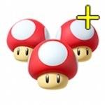 Triple Mushrooms