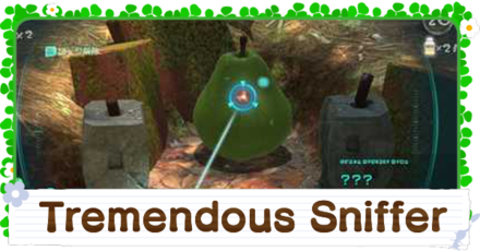 How to Get the Tremendous Sniffer