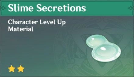 How to Get Slime Secretions and Effects