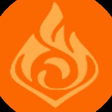 Genshin Impact Pyro Icon
