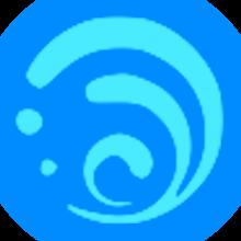 Genshin Impact Hydro Icon