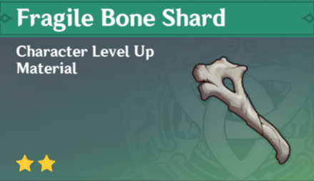 How to Get Fragile Bone Shard and Effects