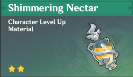 How to Get Shimmering Nectar and Effects