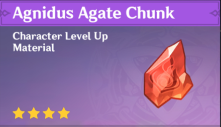 How to Get Agnidus Agate Chunk and Effects
