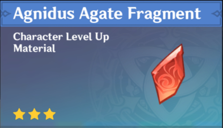 How to Get Agnidus Agate Fragment and Effects