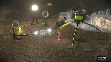 Make a current with the Yellow Pikmin.jpg