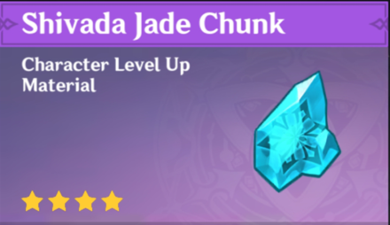 How to Get Shivada Jade Chunk and Effects