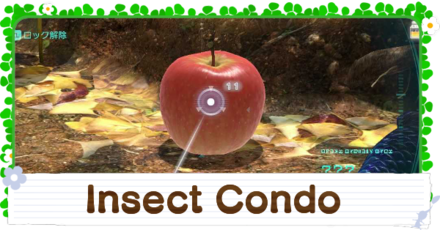 How to Get the Insect Condo