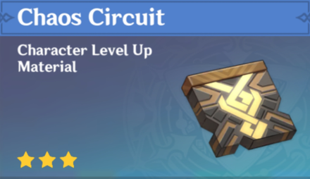 How to Get Chaos Circuit and Effects