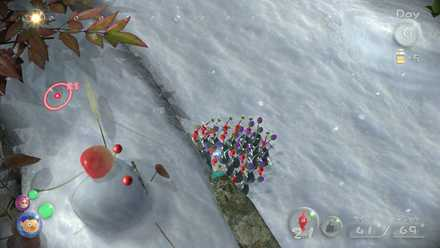 Use 1 Pikmin to get Cupid