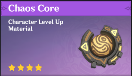 How to Get Chaos Core and Effects