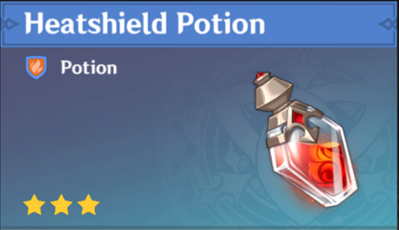 How to Get Heatshield Potion and Effects