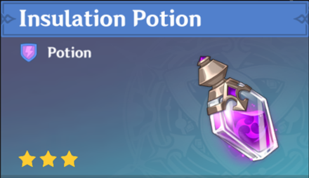 How to Get Insulation Potion and Effects