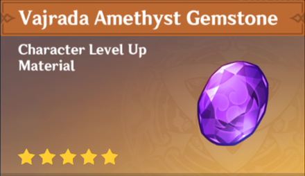 How to Get Vajrada Amethyst Gemstone and Effects