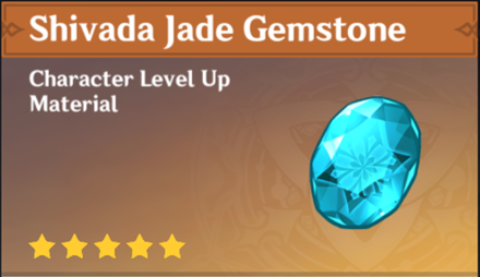How to Get Shivada Jade Gemstone and Effects