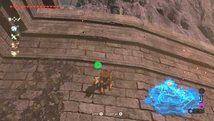 Climbing the gate walls.jpg