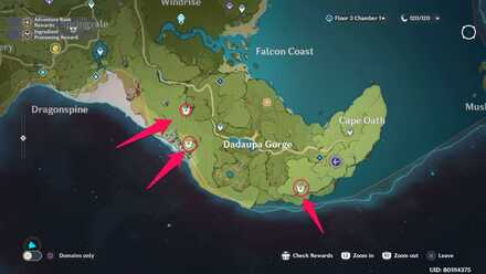 galesong hill skirmisher locations.jpg