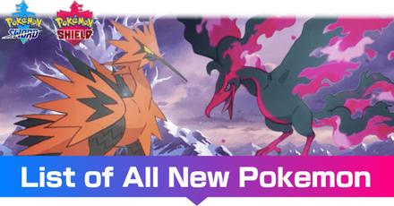 All New Pokemon - Gen 8 Banner.png