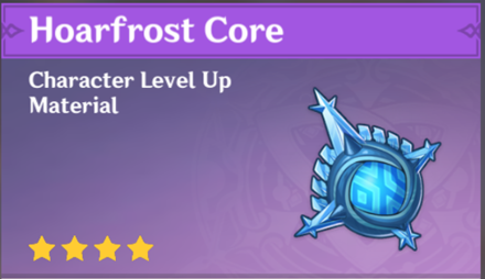 How to Get Hoarfrost Core and Effects