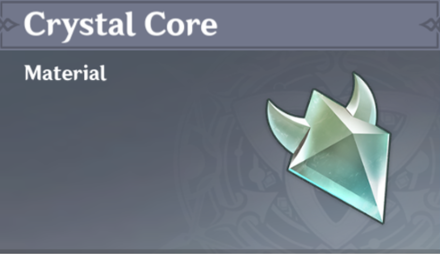 How to Get Crystal Core and Effects
