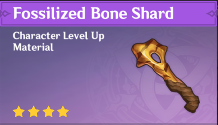How to Get Fossilized Bone Shard and Effects