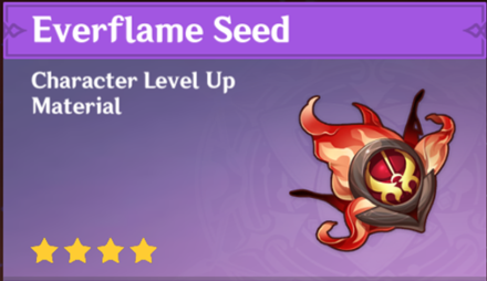How to Get Everflame Seed and Effects