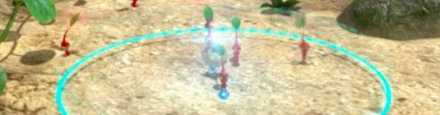 Summoning Pikmin-Range