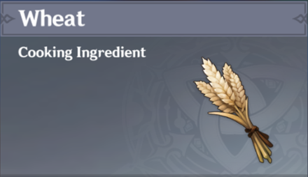 How to Get Wheat and Effects