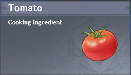 How to Get Tomato and Effects