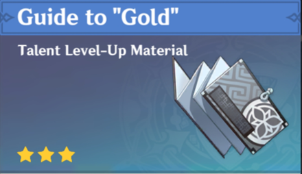 "How to Get Guide to ""Gold"" and Effects"