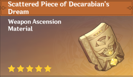 How to Get Scattered Piece of Decarabian