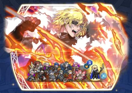 Dimitri: Savior King Banner
