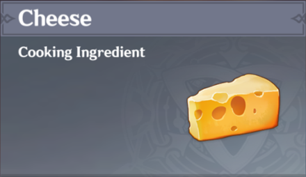 How to Get Cheese and Effects