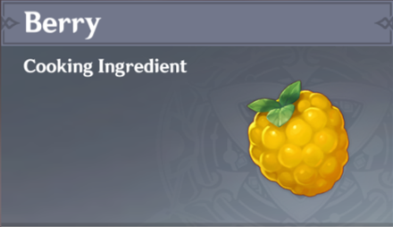 How to Get Berry and Effects