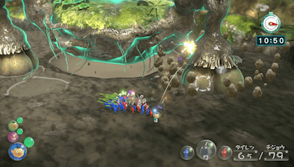 Defeat Bosses Mode Pikmin 3 deluxe.png