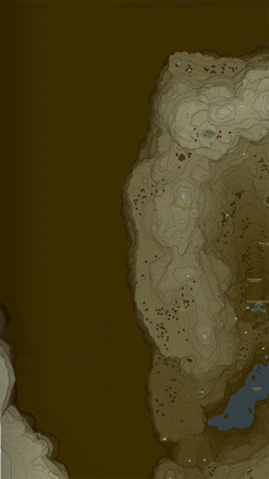 Breath of the Wild (BotW) Korok Seed Map