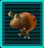 Orange Bulborb Icon